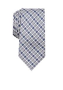 Natrona Plaid Necktie