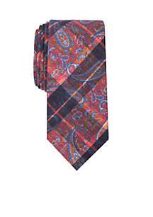 Decker Paisley Neck Tie