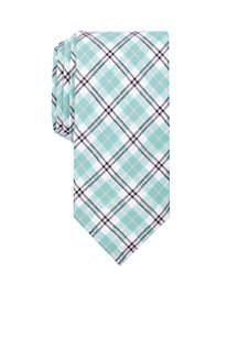 Kendrick Plaid Tie