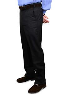 Wool Waistband Trouser