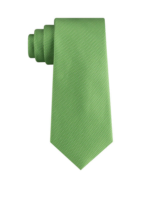 Eagle Chester Unsolid Solid Silk Woven Tie