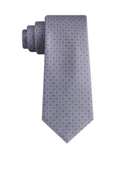 Eagle Carlisle Neat Silk Woven Tie