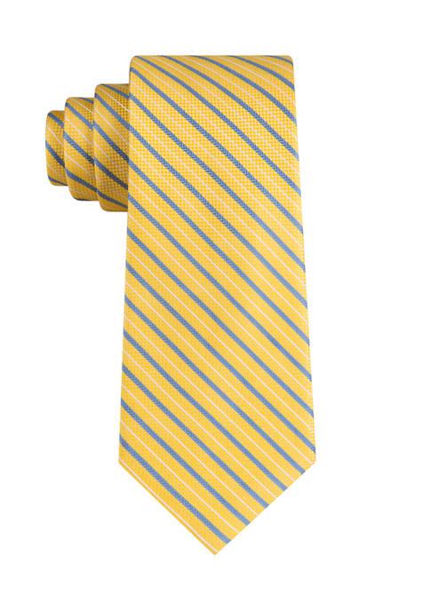 Eagle Seneca Stripe Tie