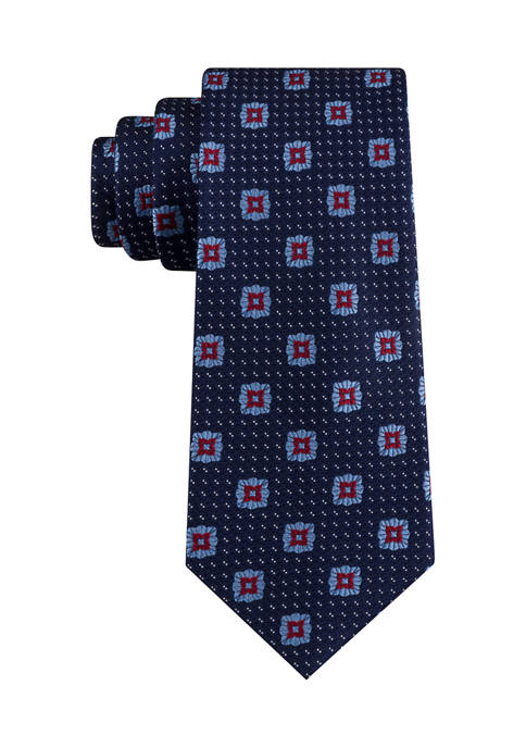 Jackson Medallion Tie