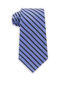 Double Rib Stripe Tie