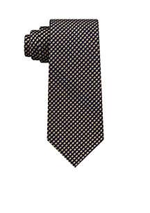 Unsolid Box Neck Tie