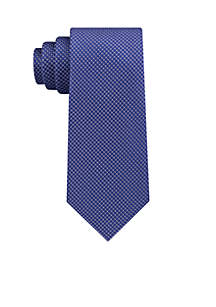 Mini Weave Necktie
