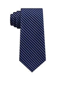Fine Stripe Necktie