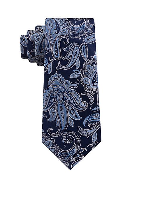 Eagle Paisley Tie