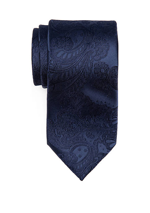 Eagle Tonal Paisley Tie