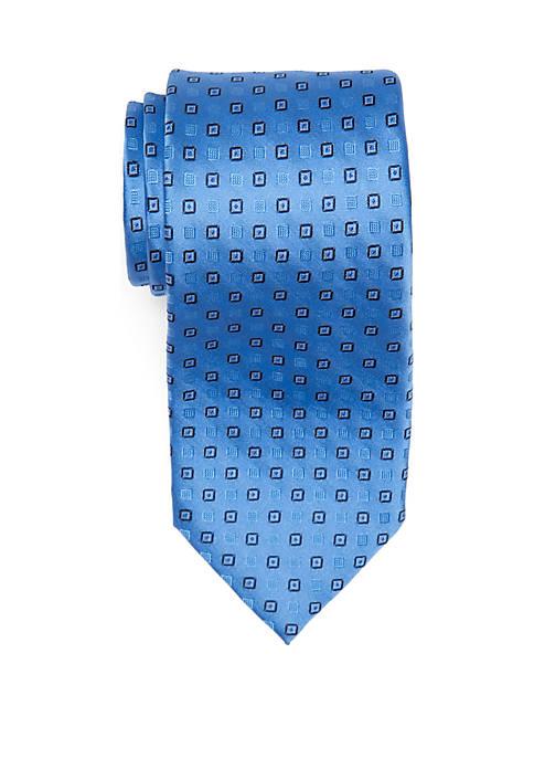 Eagle Textured Neat Tie