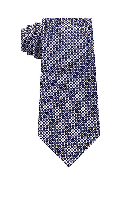 Eagle Framed Neat Tie