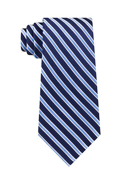 Eagle Mini Stripe Tie