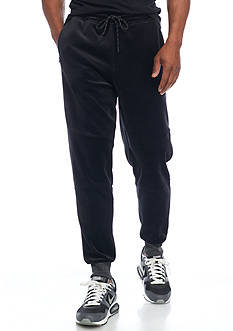 Brooklyn CLOTH® Mfg. Co Velour Jogger Pants