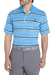 Jersey Engineered Stripe Shirt