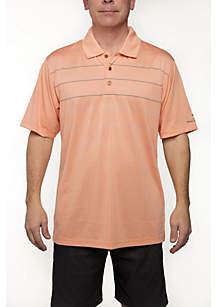 Gradual Stripe Polo
