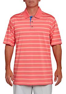 Jersey Multi Stripe Polo Shirt