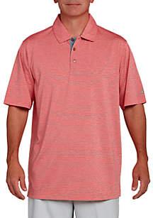 Jersey Stripe Polo Shirt