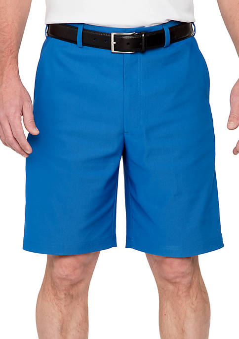 PEBBLE BEACH™ Polyester Twill Shorts