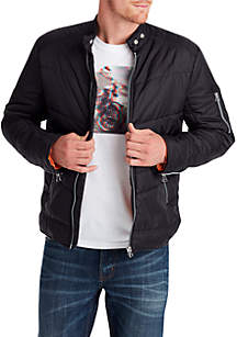 Oz Zip Moto Jacket