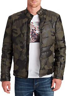 Oliver Zip Moto Jacket