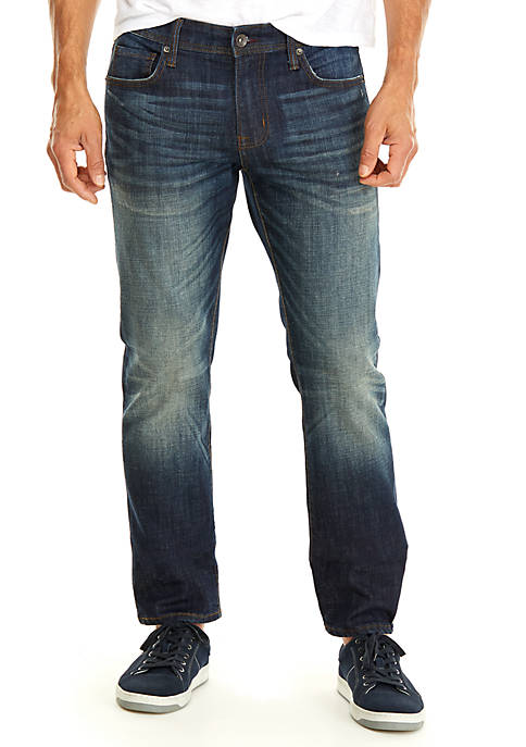 Hixon Straight Fit Jeans