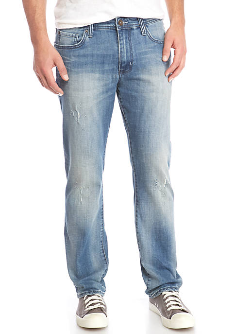 WILLIAM RAST™ Dean Slim Straight Leg Denim