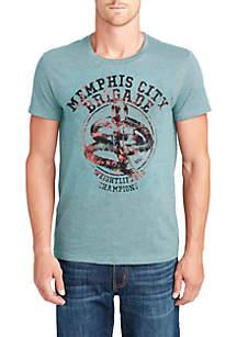 Memphis City Brigade Short Sleeve T-Shirt