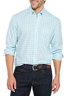 Crown & Ivy™ Classic No Iron Button Down Shirt