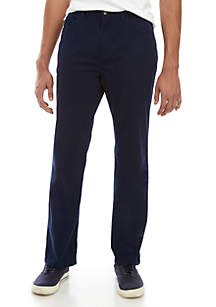 Crown & Ivy™ Motion Flex Twill Stretch Pants