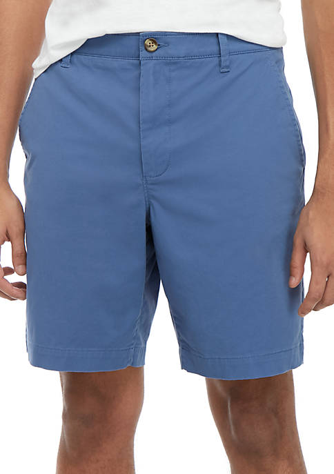 Crown & Ivy™ Motion Flex Twill Shorts