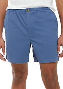 Crown & Ivy™ Motion Flex Twill Deck Shorts