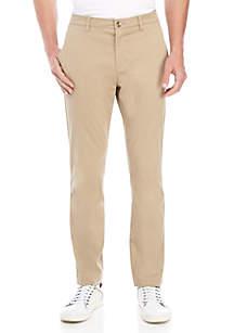 Crown & Ivy™ Slim Fit Chino Pants