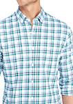 Long Sleeve Lux Twill Shirt