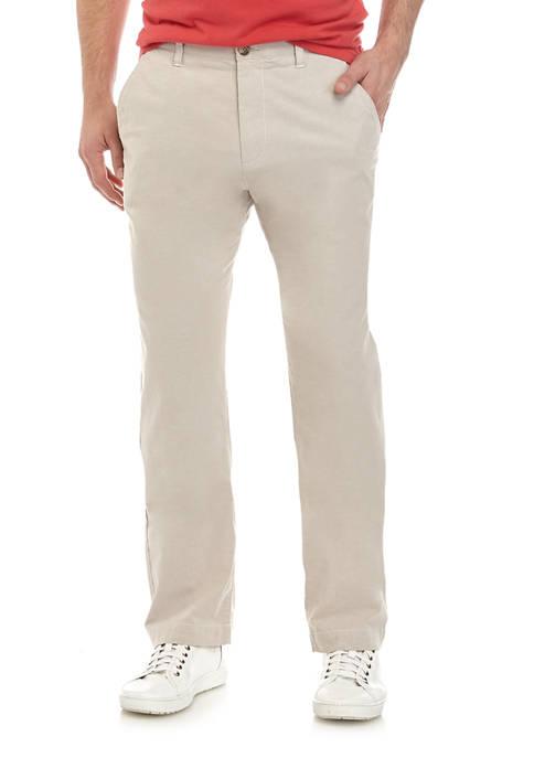 Crown & Ivy™ Mens Motion Flex Pants