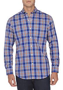 Big & Tall Non Iron Printed Shirt
