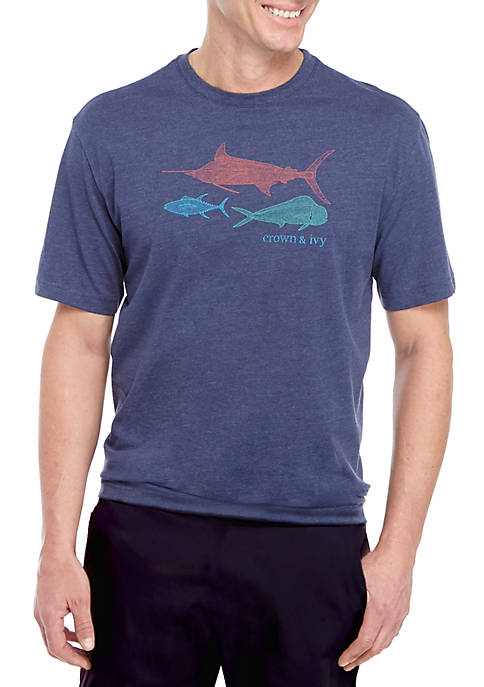 Short Sleeve Graphic Sleep T Shirt