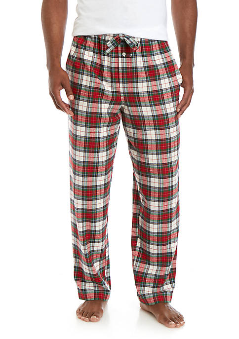 Crown & Ivy™ Flannel Sleep Pants