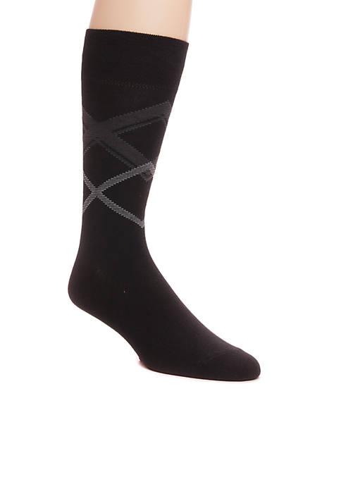 Lattice Socks