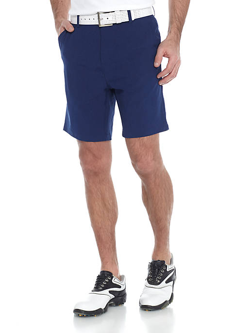 Crown & Ivy™ Performance Golf Shorts