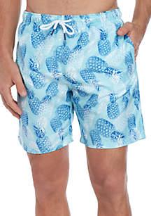 94bead74c1b67 Crown & Ivy™ Printed Swimming Trunks