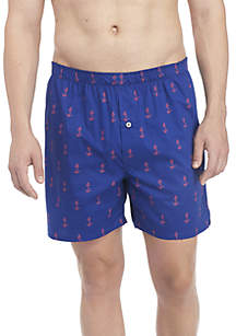 Anchors Away Boxers
