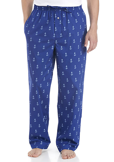 Crown & Ivy™ Cotton Woven Anchors Away Sleep