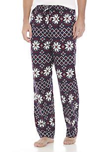 Stretch Flannel Sleep Pant