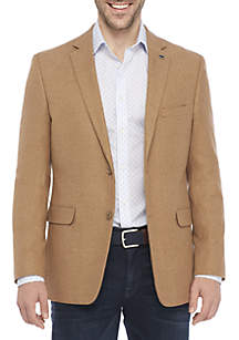 Solid Sport Coat