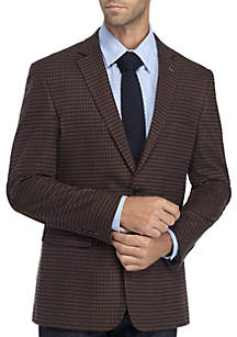 Big & Tall Brushed Cotton Sport Coat
