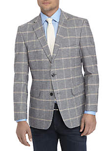 Houndstooth Stretch Sport Coat
