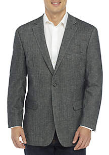 Multi Herringbone Sport Coat