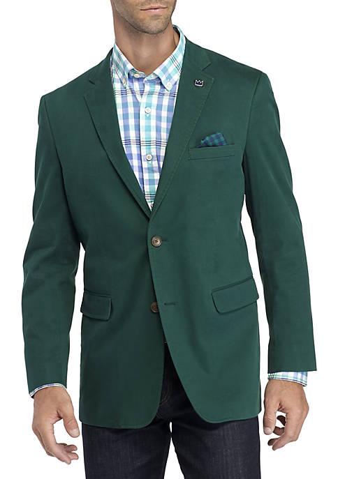 Crown & Ivy™ Brushed Cotton Sport Coat