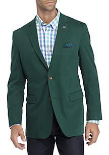 Brushed Cotton Sport Coat